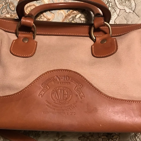 Ghurka Handbags - Ghurka Marley Hodgkin Bag